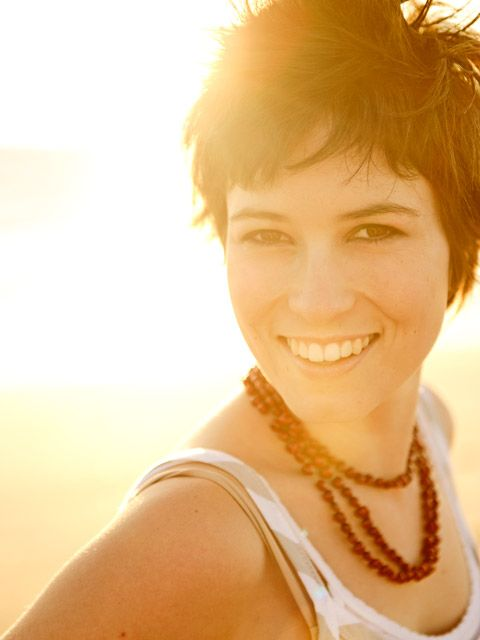 Missy Higgins, she is absolutely gorgeous!