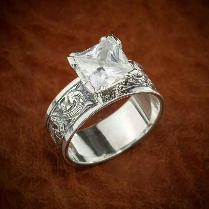 r 20 western engagement ringswestern - Western Wedding Rings