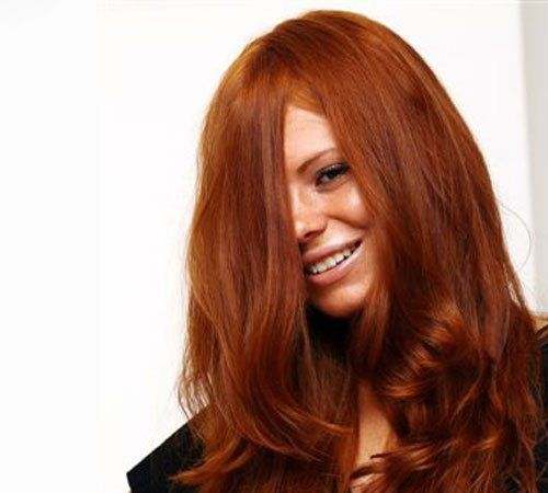 13 best hair extensions images on pinterest clip in hair milani hair clip in extensions color 30 light auburnginger copper by milani pmusecretfo Choice Image