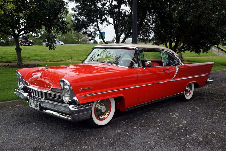 1957 Lincoln Premiere. | At Auckland , NZ .