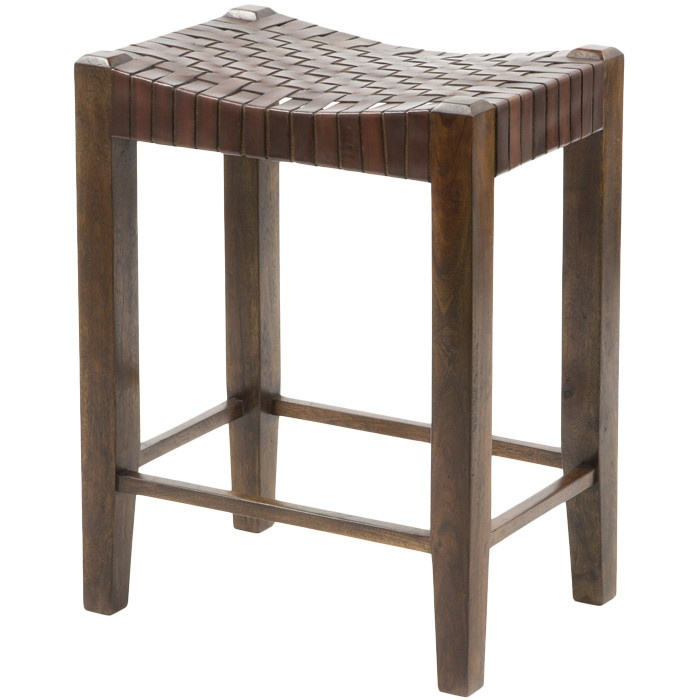 William Sheppee Saddler Counter Stool Home Thoughts