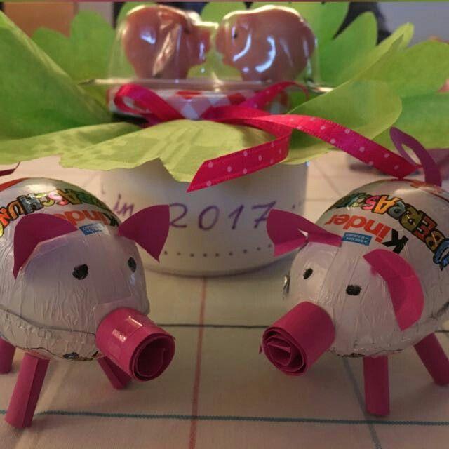 Silvester - Überraschungs-Schwein