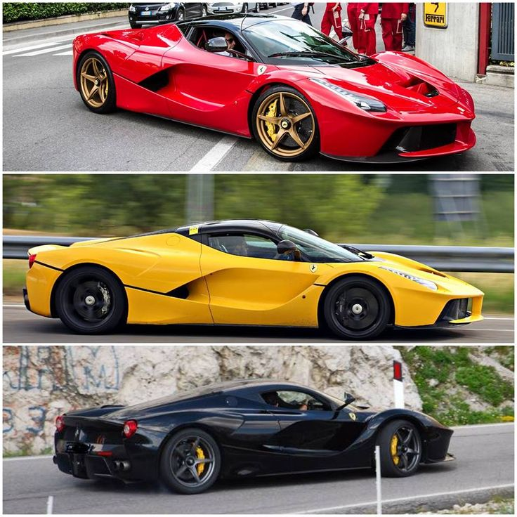 Matte Red Ferrari: Red, Yellow Or Black?