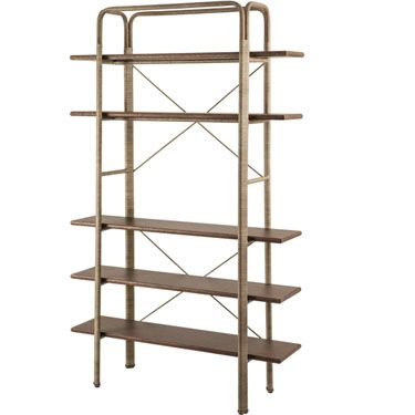 mcguire furniture company noe. mcguire furniture steven volpe kincob bookshelf wooden shelves are framed in mcguireu0027s signature rattan and completed with warm burnished brass feet mcguire company noe n