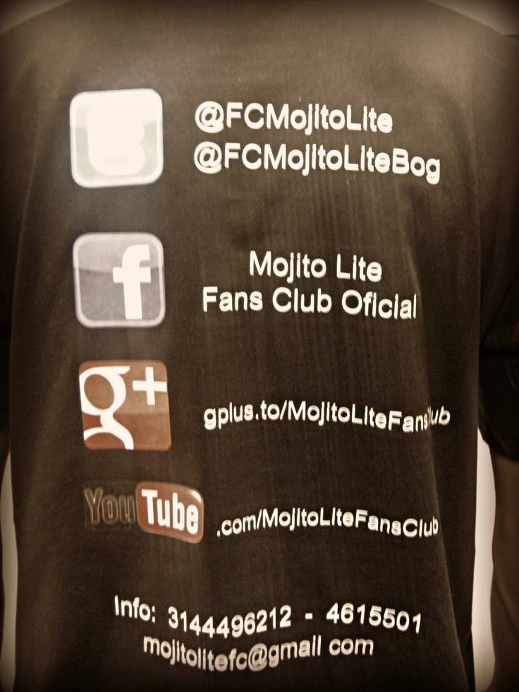 Fans Club Mojito Lite!!