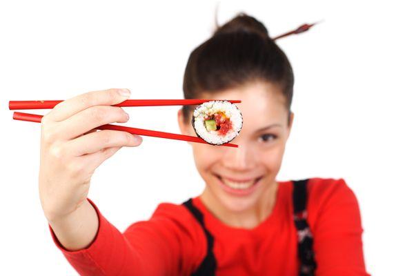 Sushi on #dietapersonalizzata #dieta #sushi #mariapapavasileiou