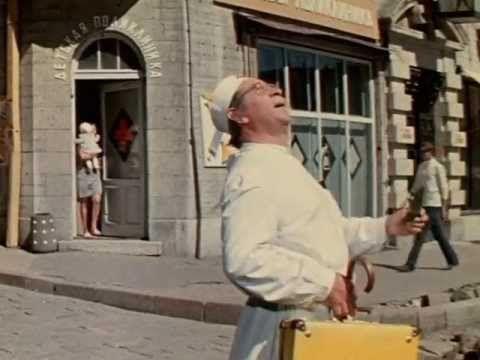 Приключения желтого чемоданчика (1970) Полная версия - YouTube