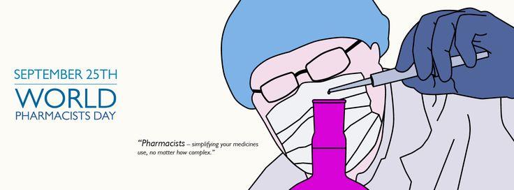 26 de Septiembre: Día de los Farmacéuticos / Pharmacist's Day