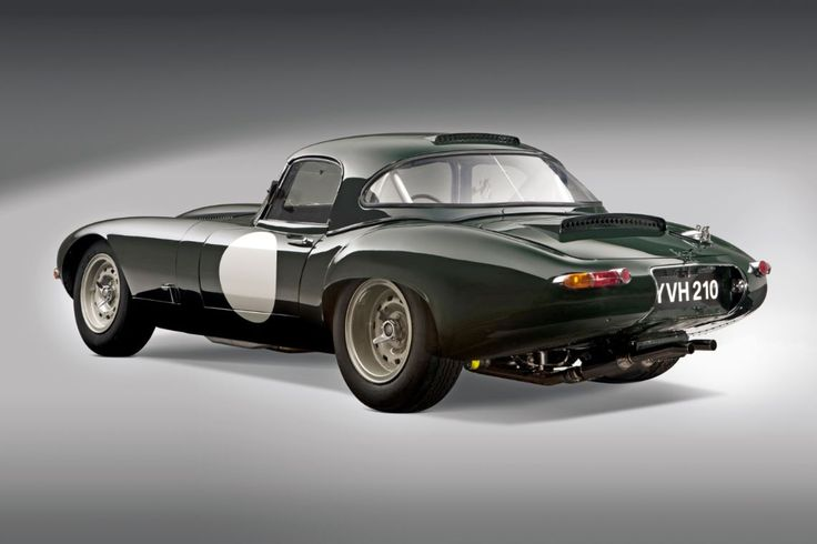 1963 Jaguar E Type Lightweight | Cars for sale | FISKENS