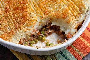 Hearty and Healthier Turkey Shepherd's Pie - 7 PointsPlus #weightwatchers (via @Smart Balance .)