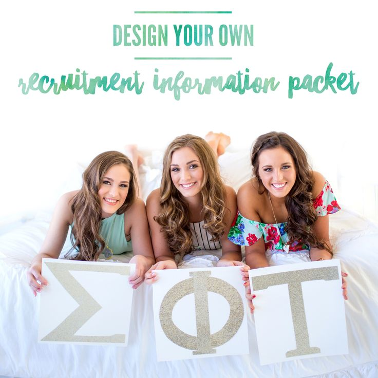 Best Sorority Resumes  Social Resumes For Sorority Recruitment