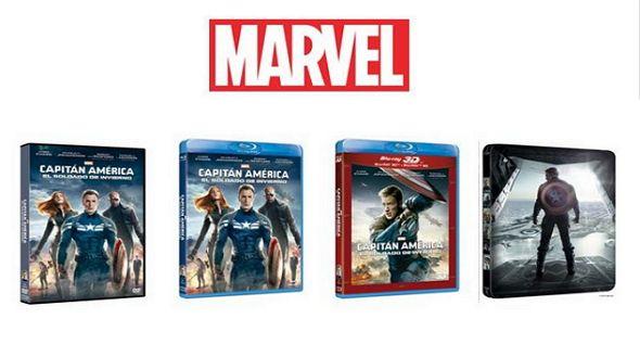 'Capitán América: el Soldado de Invierno', el 20 de agosto ¡directa a casa!