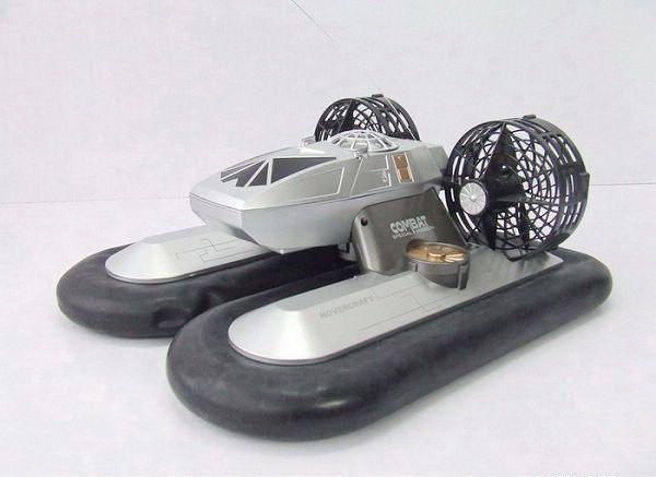 RC Amphibious Hovership Model 6CH Radio Control Hovercraft Boat Multifunctional High Simulation hovercraft Toys