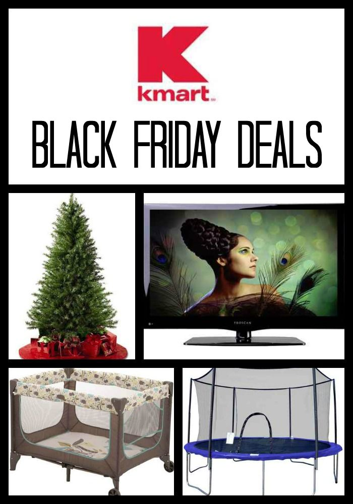 Check out the 2013 Kmart Black Friday Deals!