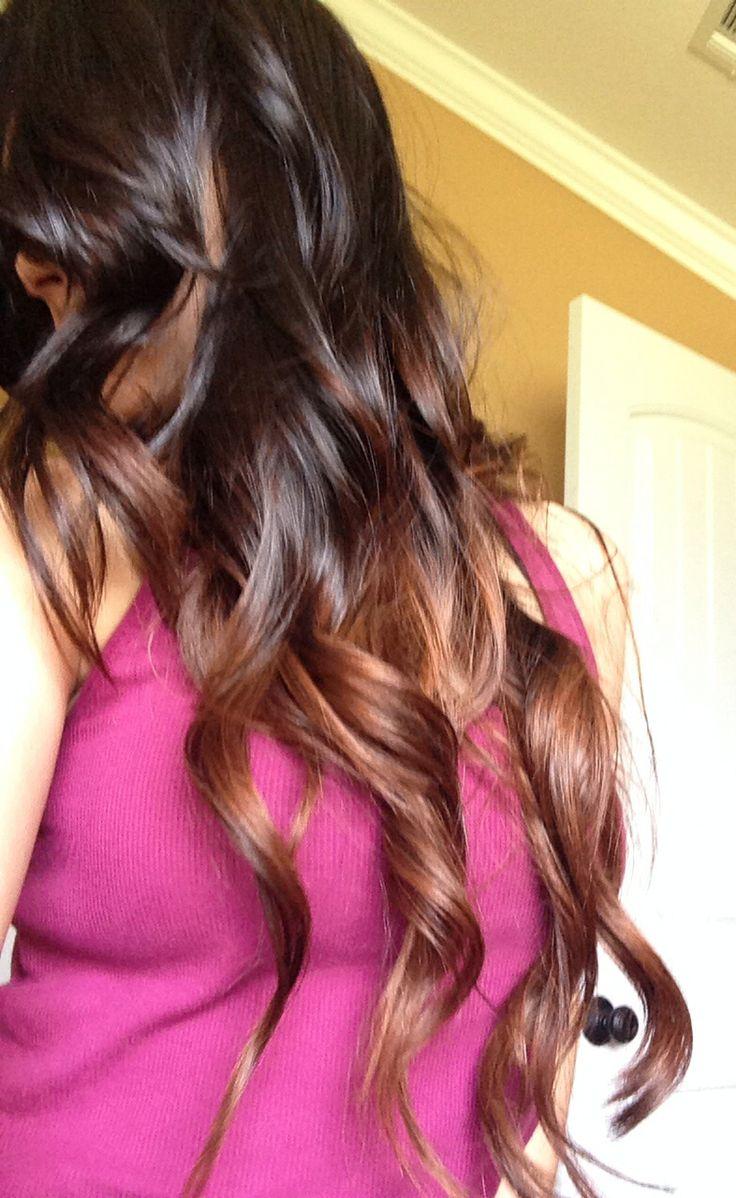 My Cooper Ombre Hair Hair Amp Beauty Pinterest
