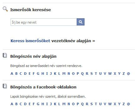 Facebook bejelentkezés nélkül