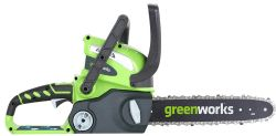 "GreenWorks G-Max 40V 12"" Cordless Chainsaw for $40  pickup at Walmart #LavaHot http://www.lavahotdeals.com/us/cheap/greenworks-max-40v-12-cordless-chainsaw-40-pickup/195956?utm_source=pinterest&utm_medium=rss&utm_campaign=at_lavahotdealsus"
