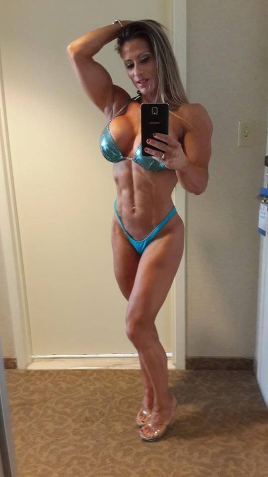 Maria Jose Garcia Sanchez | Muscles | Pinterest | Female