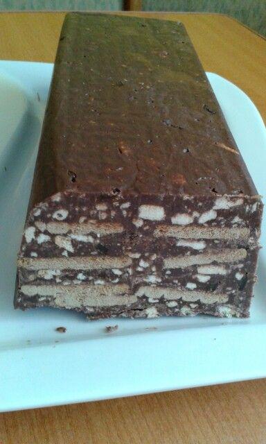 Blok..czekoladowy