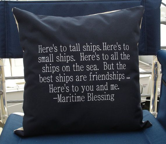 Sunbrella 16x16 Pillow Sunbrella Throw Pillow Beach by OBACanvasCo, $45.00