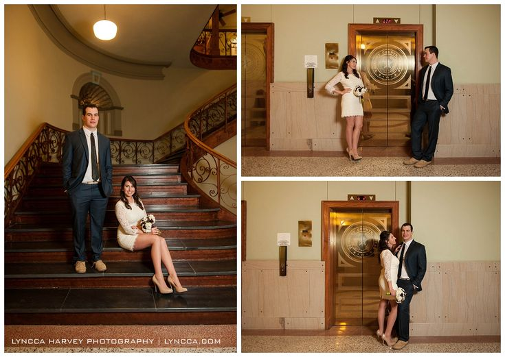 Fort Worth Courthouse Wedding