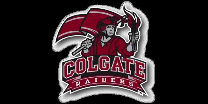 Primary Logo Mark for the Colgate Raiders