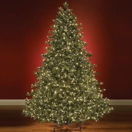 The Best Artificial Prelit Christmas Trees | Amazing Christmas Ideas