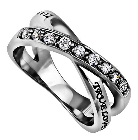 purity rings for girls - Google Search