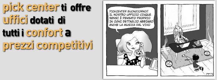 #uffici #roma http://www.pickcenter.it/blog/uffici-pickcenter-ergonomicit-e-benessere.aspx