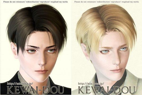 Male Sims Hair S