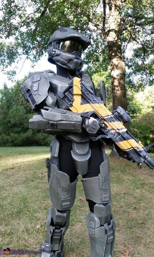 17 Best Halo Costume Ideas Images On Pinterest Costume