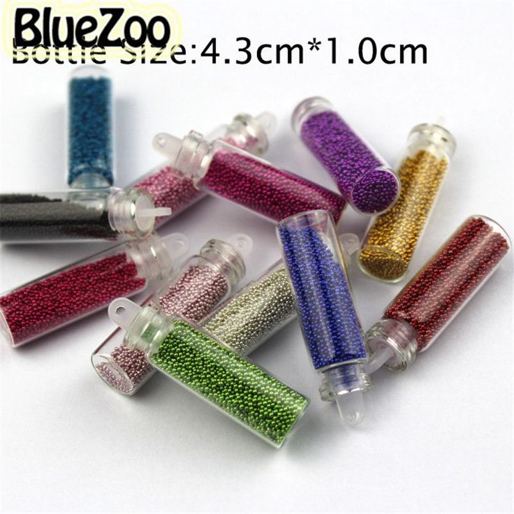 BlueZoo 12 Bottles Mixed Colors Nail Art Glitter Small Hexagon Paillette Decoration Nails Beauty Tips DIY Makeup Accessories