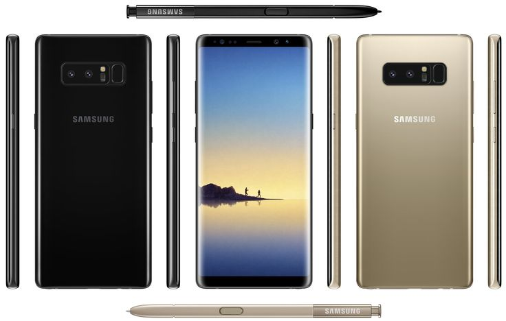 Thanks to the recent leaked images of Samsung Galaxy Note 8 by Evan Blass we finally know the exactly how the Galaxy Note 8 will look like. The images show all the sides of Galaxy Note 8 and they seem to be official renders of this device.  The pictures reveal that the device will come with a...