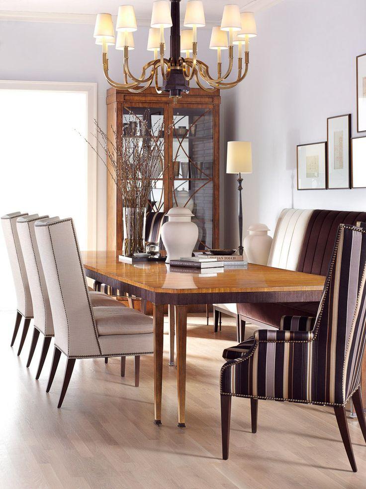 die besten 25+ hickory chair ideen auf pinterest | luxus-möbel, Esstisch ideennn