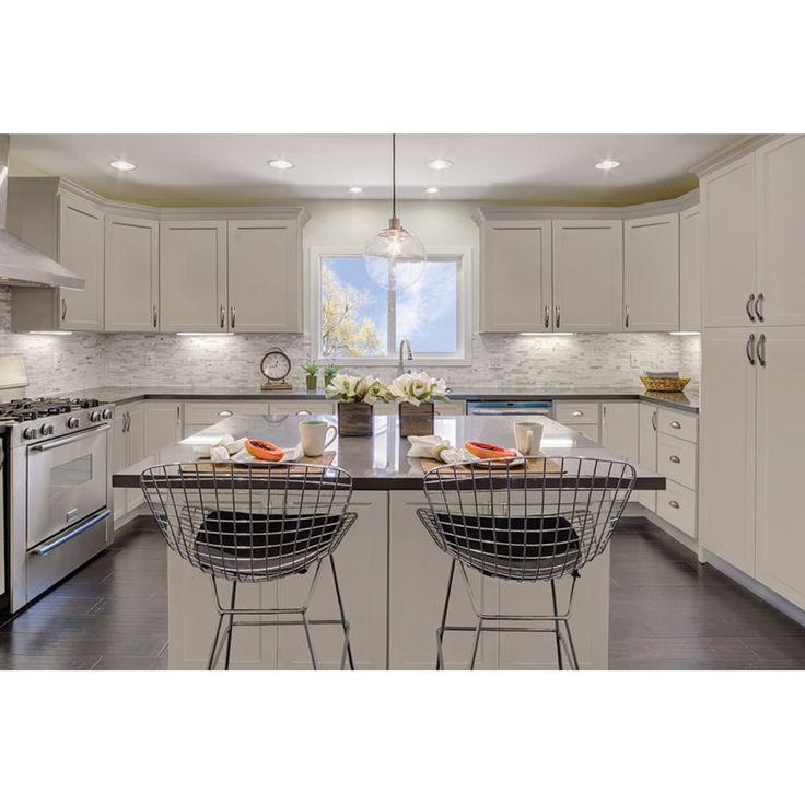 Best Ghi Stone Harbor Gray Shaker 24 X 36 Wall Diagonal 640 x 480
