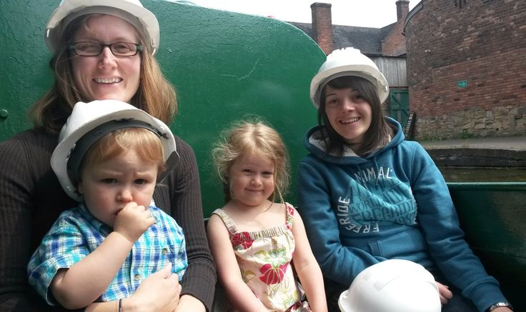Toddler Boat Trips | Dudley Canal Trust Trips