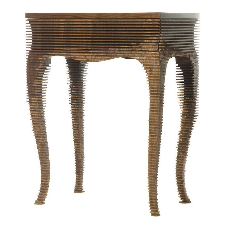 """Gareth Neal, """"Louis"""" Occasional Tables, UK, 2013   From a unique collection of antique and modern side tables at https://www.1stdibs.com/furniture/tables/side-tables/"""
