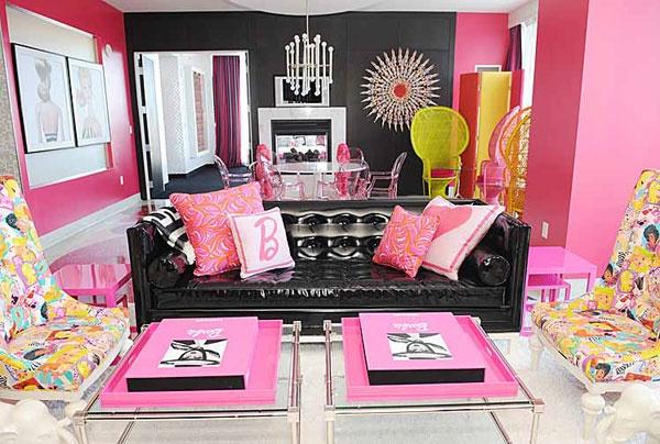 Extreme Barbie Room