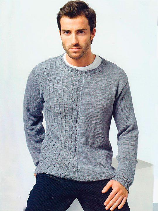 Стильный мужской джемпер, кардиган, свитер 2016 года фото