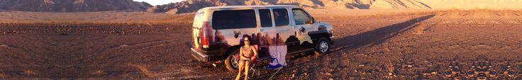 Campervan Rental USA - Escape Campervans