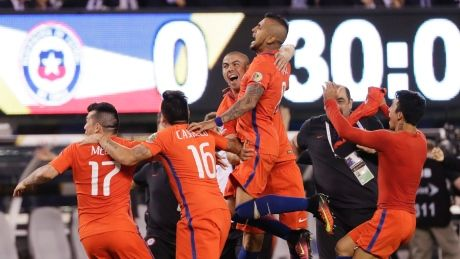 Chile repeats as Copa America champions with penalty-kicks win over Argentina
