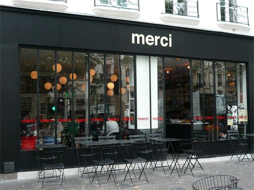 Merci | Paris