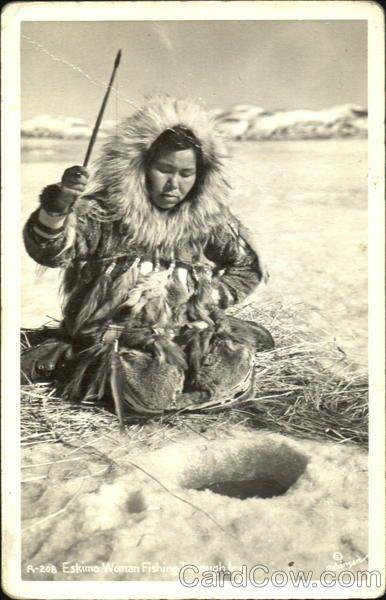 Eskimo women seeking american men