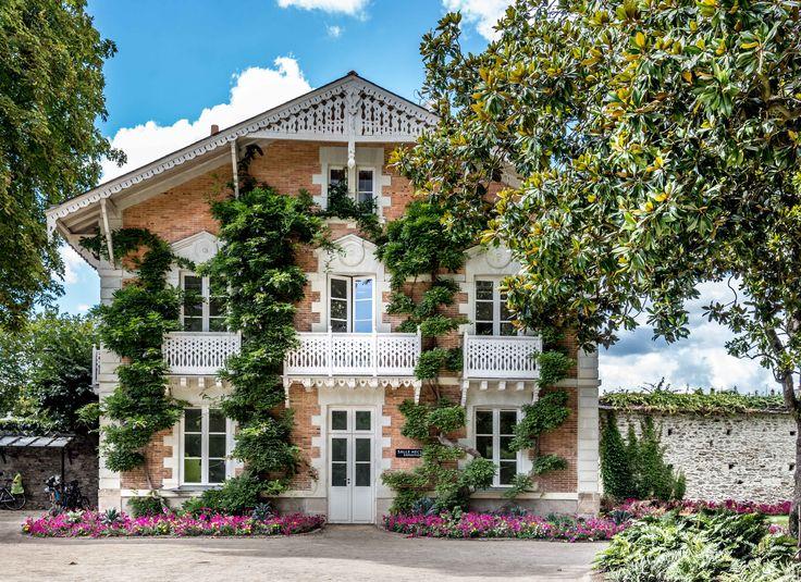 2088 best images about sud bretagne on pinterest for Le jardin des 5 sens nantes