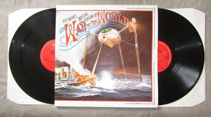 19 Best Jeff Wayne's War Of The World's Images On
