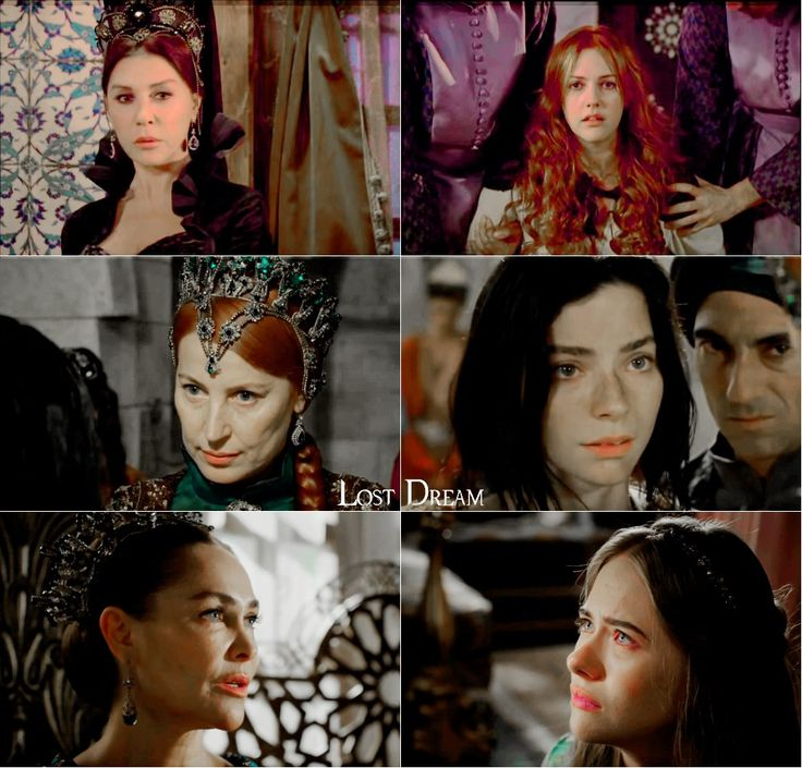 """Ayşe Hafsa: """"No! I won't let you go! And shut the fuck up!"""" Hürrem: """"No! I won't let you out! But you have some options here, OK? Just behave yourself!"""" Safiye: """"Honey, we can't let you go, but you have some options here, and here's the imptortant life advice for you, so you won't screw up."""" And you are even asking why Kösem is the most powerful from them?!"""