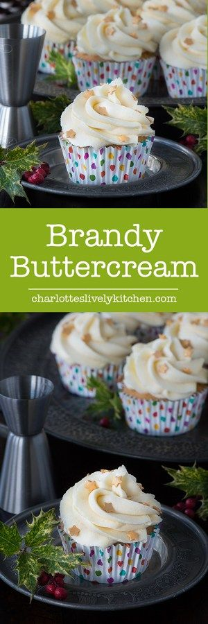 Brandy butter shouldn't be just for mince pies and Christmas pudding. My recipe to turn it into brandy buttercream makes it perfect for cakes too.