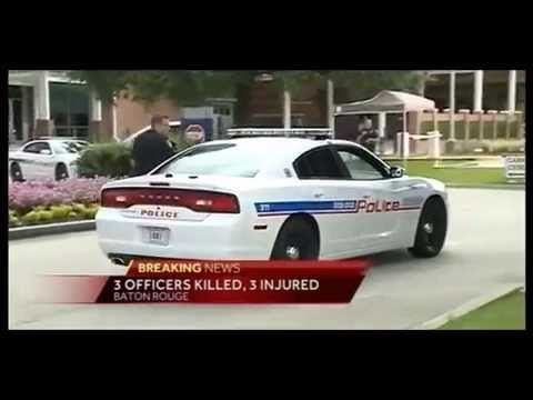 End Time Bible Prophecy July 2016, POLICE KILLED IN BATON ROUGE, PERILOU...