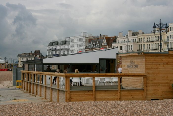 New Beach Cafe