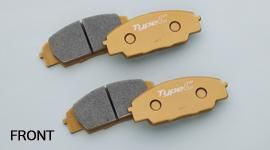 MUGEN Brake Pad -Type Competition- [FRONT] For CIVIC TYPE R EURO FN2 45022-XLR-K100  #spoon #sti #GREDDY #spoonspoorts #mugen #RB26DETT #CrZ #Supra #Toyota #ft86 #NSX #wrx #skyline #nismo #blackhawkjapan ■ Price: ¥25806 Japanese Yen ■ Worldwide Shipping ■ 30 Days Return Policy ■ 1 Year Warranty on Manufaturing Defects ■ Available on Whatsapp, Line, WeChat at +8180 6742 4950 ■ URL: https://goo.gl/TLcZEy